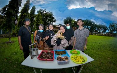 Final Kihajar STEM Siswa SMAN 1 Pasaman Ciptakan Alat Press Minyak Alpukat & Web Aplikasi Penjualan Olahan Alpukat